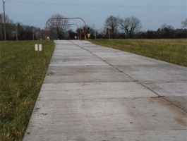 6m Wide Aluminium Trackway