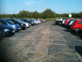 Temporary Carpark