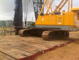 Heavy Crane Access