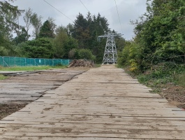 Overhead Line Works Access