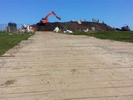 Haul Road Excavation