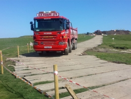 Haul Road for Heavy Trucks